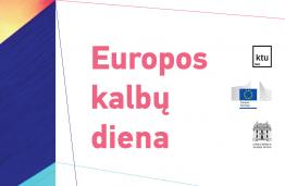 KTU | SHMMF | Europos kalbų diena 2019