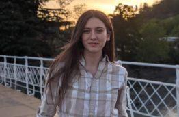 KTU studentė iš Gruzijos: lietuviai man pasirodė ypač draugiški