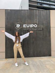Europos intelektinės nuosavybės klausimus sprendžianti KTU alumnė: universitetas atvėrė daugybę galimybių